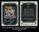 2012 Topps Museum Collection Framed Museum Collection Autographs Black 5 #CR
