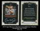 2012 Topps Museum Collection Framed Museum Collection Autographs Gold 15 #CR