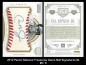 2012 Panini National Treasures Game Ball Signatures #4