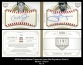 2012 Panini National Treasures Game Ball Signatures Dual #1