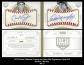 2012 Panini National Treasures Game Ball Signatures Dual #16