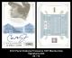 2012 Panini National Treasures HOF Memebership Signatures #44