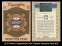 2012 Panini Cooperstown HOF Classes Induction Year #18