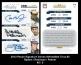 2012 Panini Signature Series INKredile Trios #3