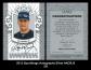 2012 Sportkings Autographs Silver #ACRJ3