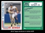 2012 Topps Archives In Action #CR