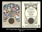 2012 Topps Gypsy Queen Indian Head Penny #CR