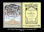 2012 Topps Gypsy Queen Relic Autographs #CR