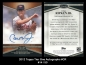 2012 Topps Tier One Autographs #CR