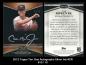 2012 Topps Tier One Autographs Silver Ink #CR