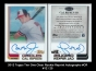 2012 Topps Tier One Clear Rookie Reprint Autographs #CR