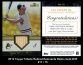 2012 Topps Tribute Retired Remnants Relics Gold #CR