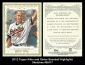 2012 Topps Allen and Ginter Baseball Highlights Sketches #BH17