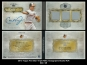2013 Topps Five Star Triple Relic Autographs Books #CR