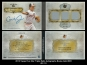 2013 Topps Five Star Triple Relic Autographs Books Gold #CR