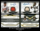 2013 Topps Tier One Dual Autograph Dual Relics #TH