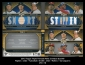2013 Topps Triple Threads Relic Combos Dual #3