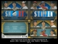 2013 Topps Triple Threads Relic Combos Dual Sapphire #3