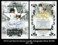 2013 Leaf Sports Heroes Loyalty Autographs Silver #LCRJ
