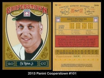 2013 Panini Cooperstown #101