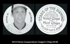 2013 Panini Cooperstown Colgans Chips #120