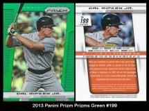 2013 Panini Prizm Prizms Green #199