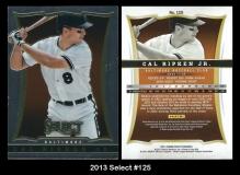 2013 Select #125