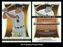 2013 Select Prizm #125
