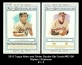 2013 Topps Allen and Ginter Double Rip Cards #RC108