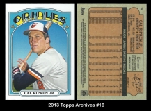 2013 Topps Archives #16