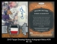 2013 Topps Chasing History Autograph Relics #CR