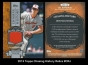 2013 Topps Chasing History Relics #CRJ