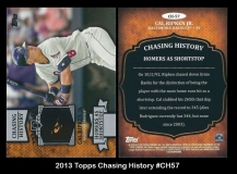 2013 Topps Chasing History #CH57