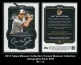 2013 Topps Museum Collection Framed Museum Collection Autographs Silver #CR