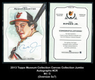 2013-Topps-Museum-Collection-Canvas-Collection-Jumbo-Autographs-CR