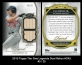 2013 Topps Tier One Legends Dual Relics #CRJ