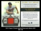 2013 Topps Tribute Retired Remnants Relics #CR