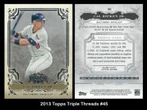 2013 Topps Triple Threads #45