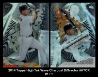 2014 Topps High Tek Wave Charcoal Diffractor #HTCR