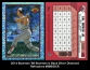2014 Bowman '89 Bowman Is Back Silver Diamond Refractors #89BIBCR