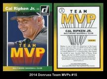 2014 Donruss Team MVPs #15