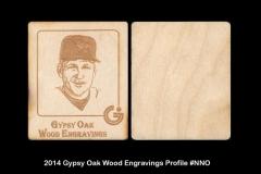 2014 Gypsy Oak Wood Engravings Profile #NNO