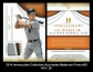 2014 Immaculate Collection Accolades Materials Prime #20