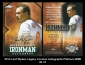 2014 Leaf Ripken Legacy Ironman Autographs Platinum #IM8