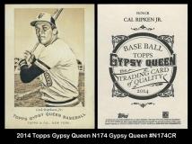 2014 Topps Gypsy Queen N174 Gypsy Queen #N174CR