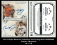 2014 Topps Museum Collection Dual Autographs #DDAMAR