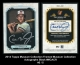 2014 Topps Museum Collection Framed Museum Collection Autographs Black #MCACR