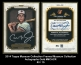 2014 Topps Museum Collection Framed Museum Collection Autographs Gold #MCACR