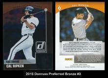 2015 Donruss Preferred Bronze #3