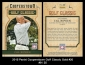 2015 Panini Cooperstown Golf Classic Gold #20